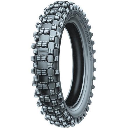 "Michelin S12 XC Rear Tire  ""Michelin S12 XC"