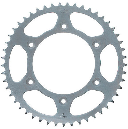 Sunstar Steel Rear Sprocket  Sunstar Steel Rear Sprocket