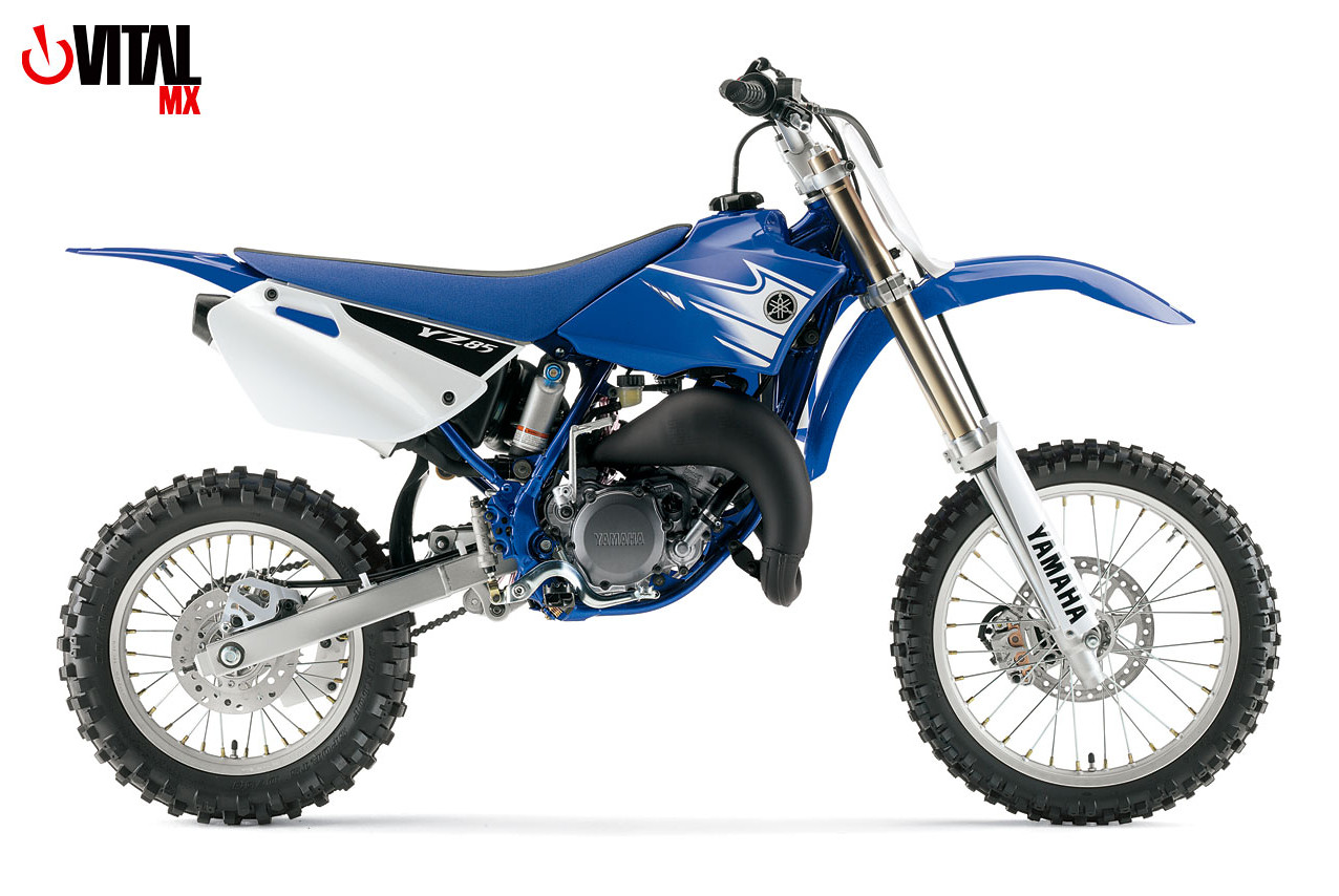 2007 Yamaha YZ85