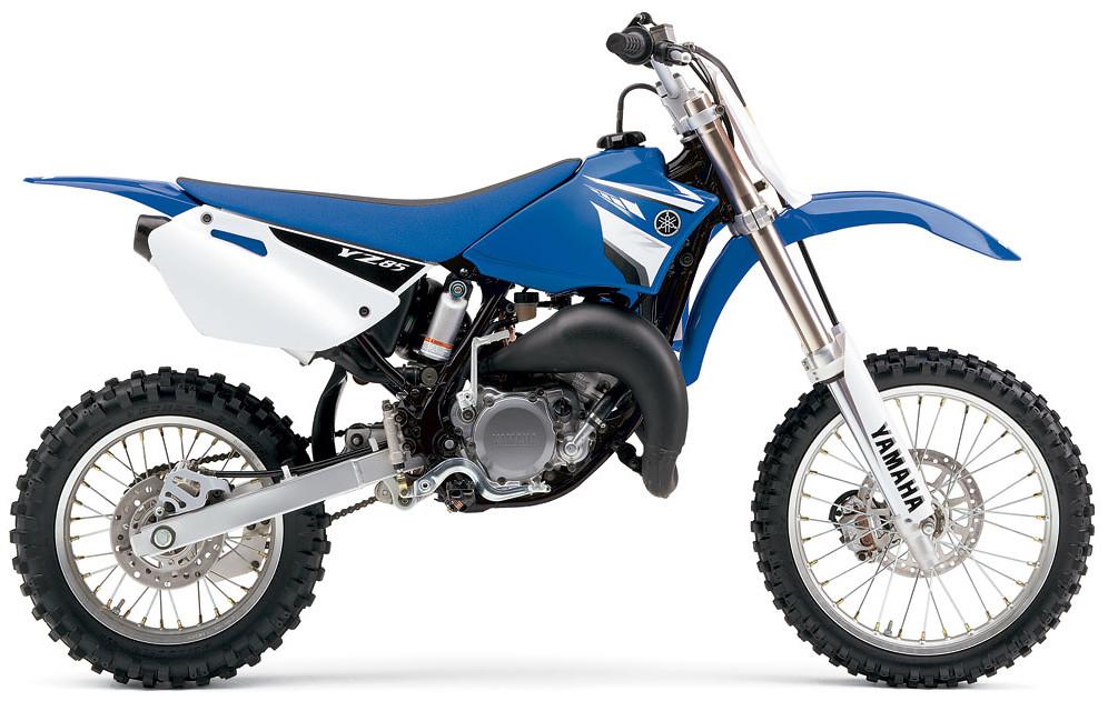 2008 yamaha yz85 reviews comparisons specs motocross. Black Bedroom Furniture Sets. Home Design Ideas