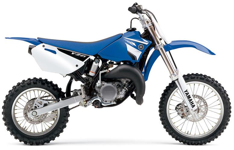 2008 Yamaha YZ85