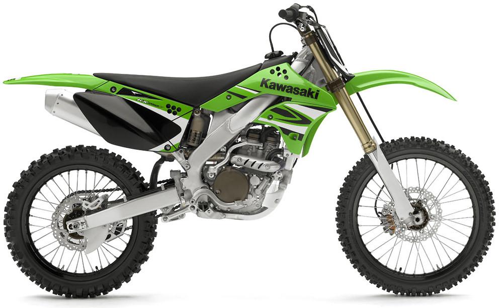 2008 Kawasaki KX250F