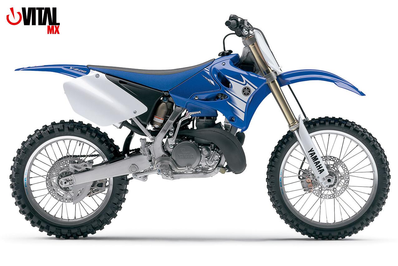 2007 Yamaha YZ250