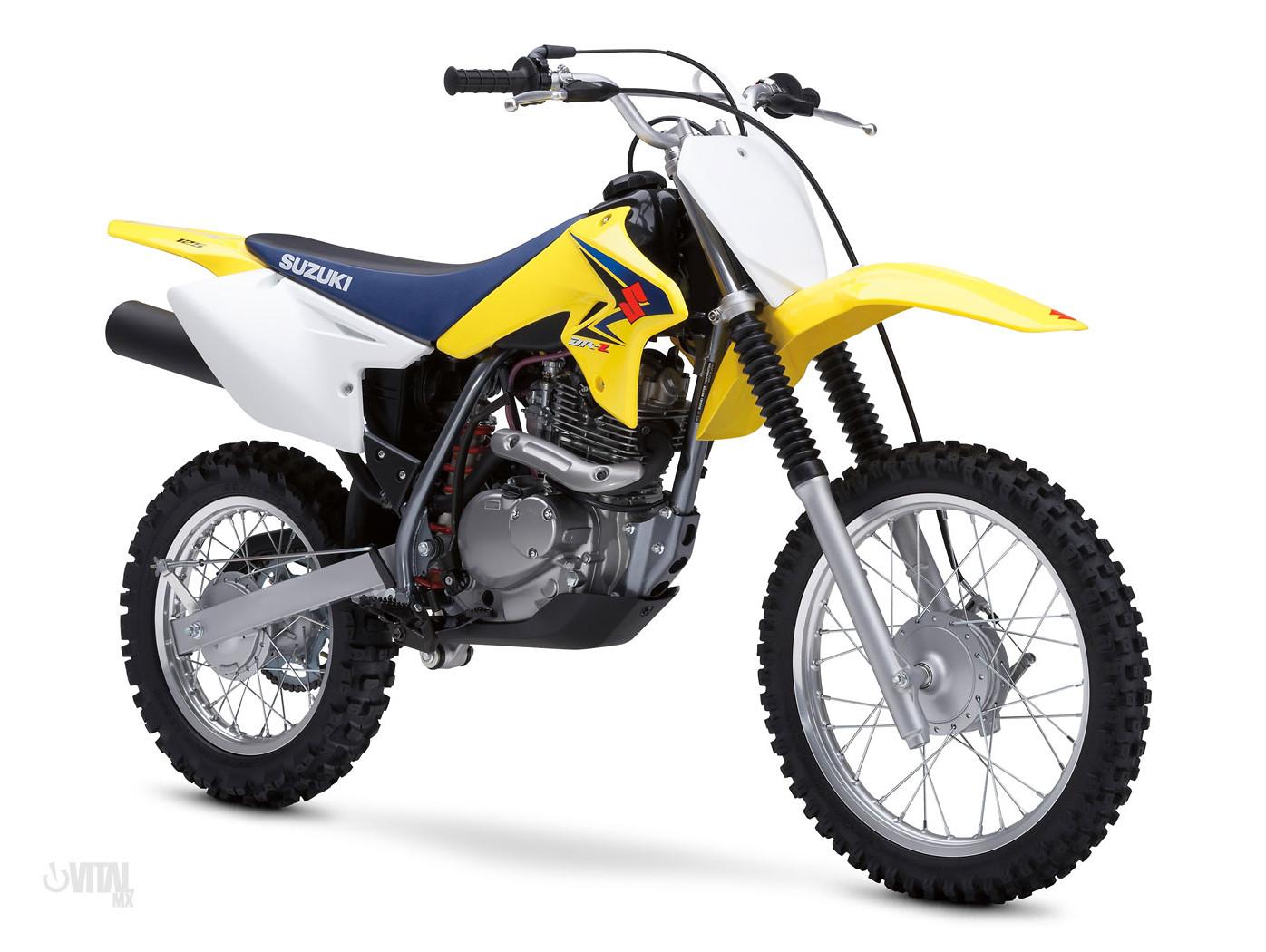 2008 Suzuki DR-Z125