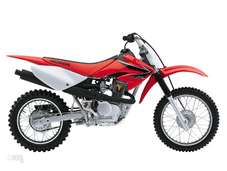 2008 Honda CRF80F