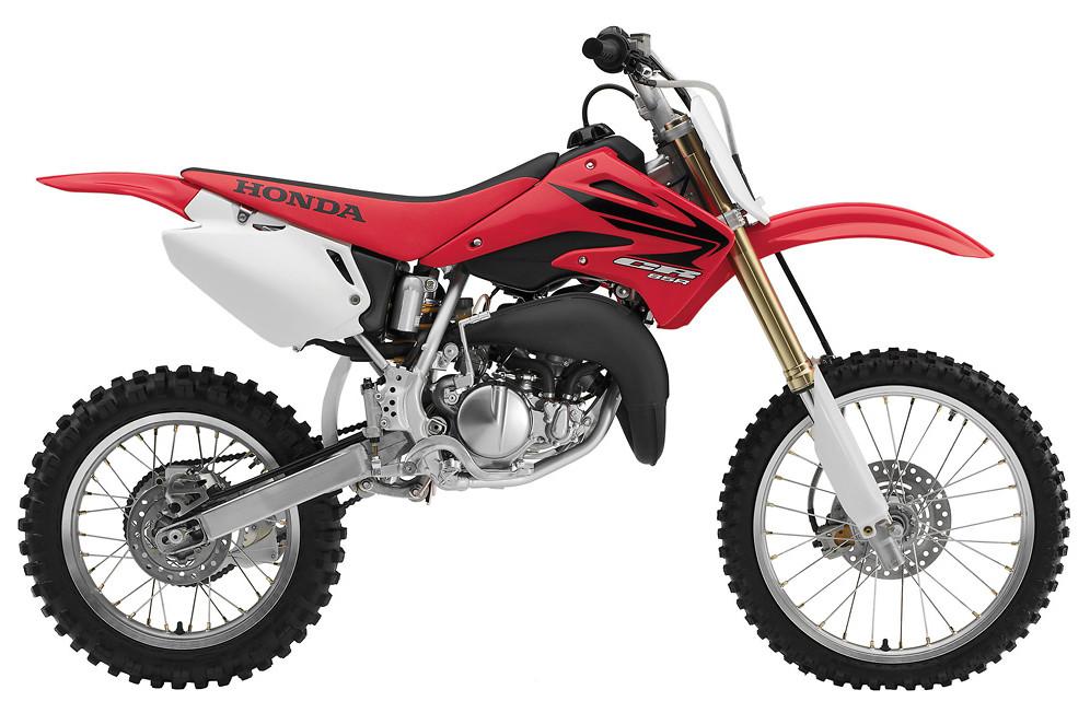 Honda Riding Gear >> 2007 Honda CR85R Expert - Reviews, Comparisons, Specs - Motocross / Dirt Bike Bikes - Vital MX