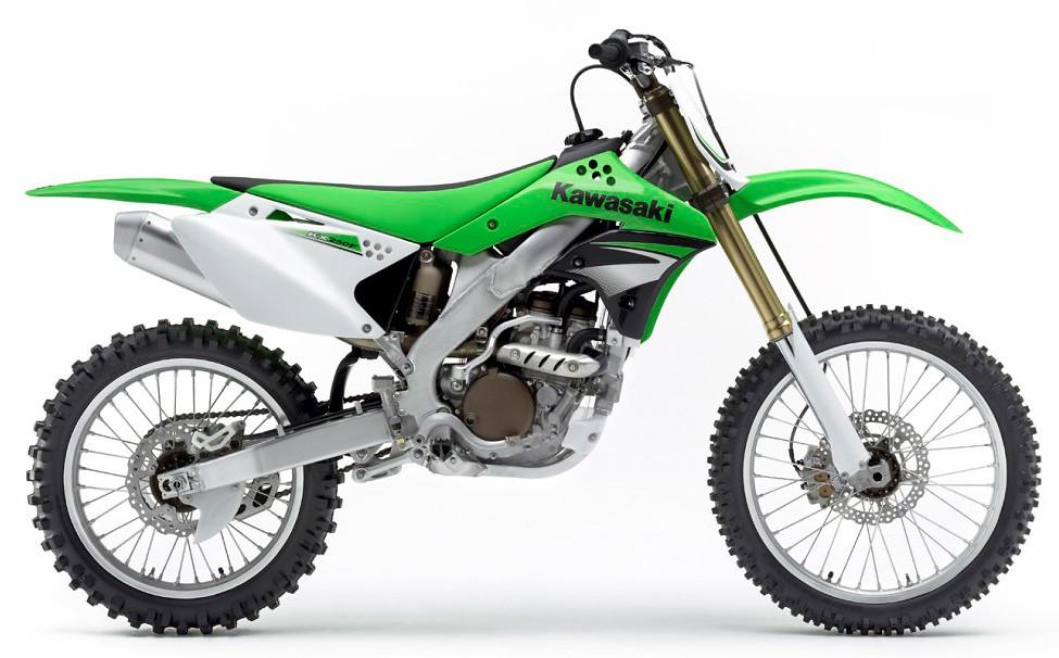 2007 Kawasaki KX250F