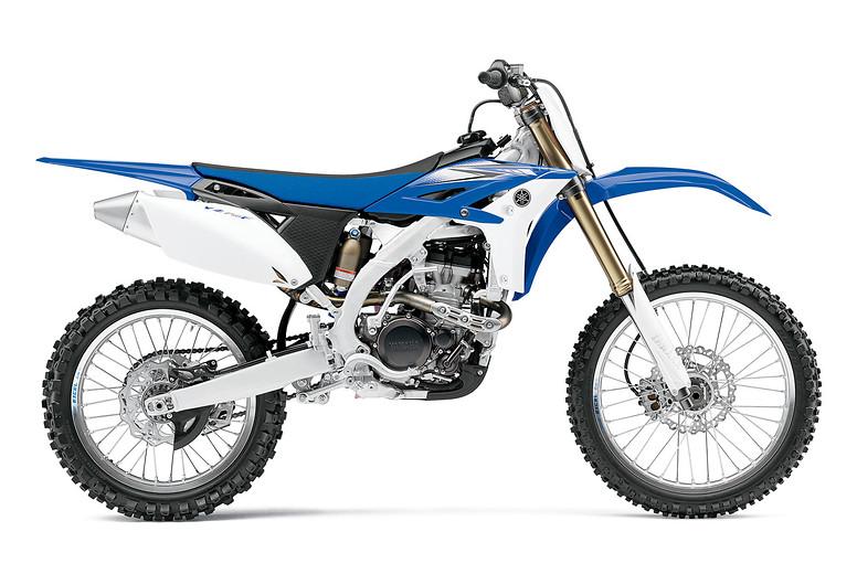 2011 Yamaha YZ250F  11MS_YZ250F_blu_S1_1bad4af3