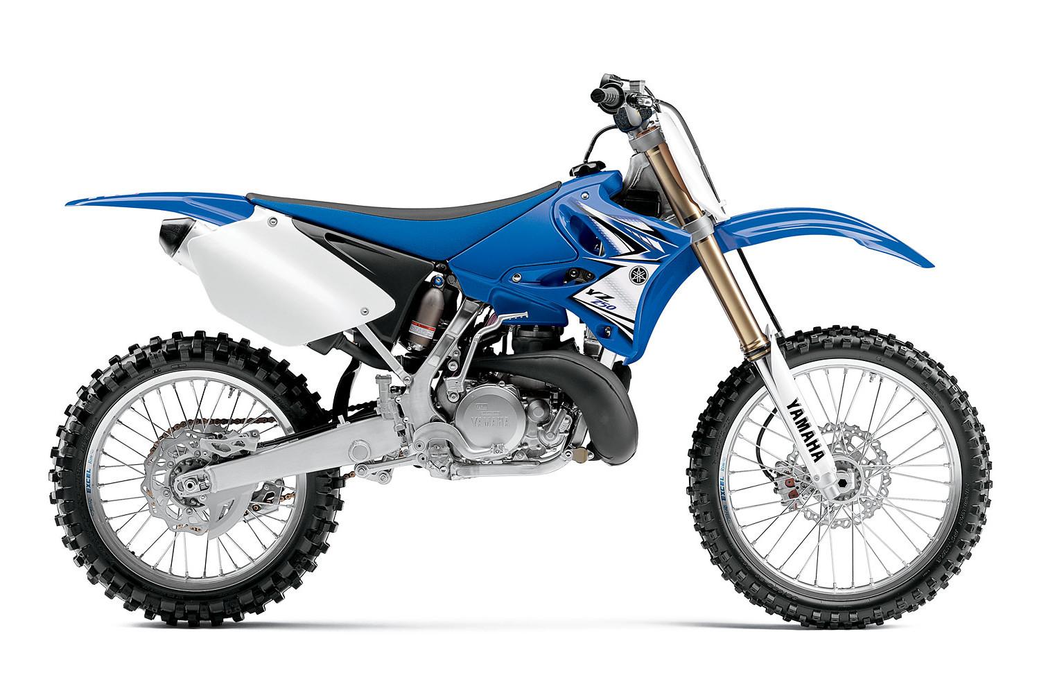2011 Yamaha YZ250  11MS_YZ250_blu_S1_faabd4a2
