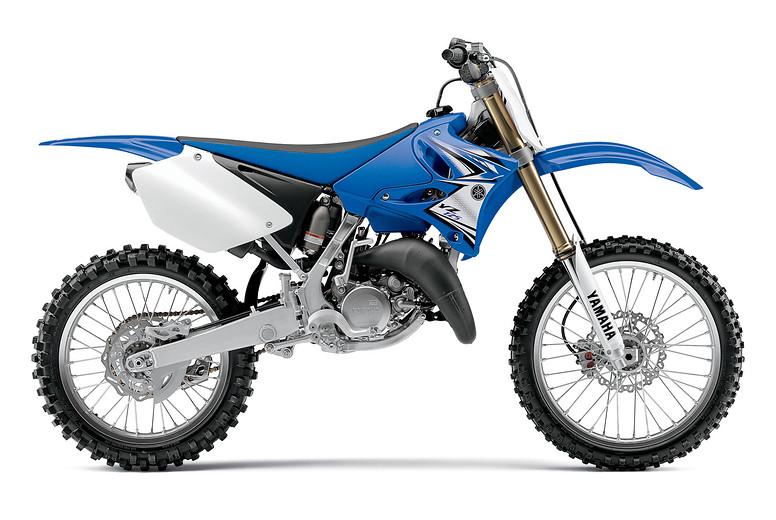 2011 Yamaha YZ125  11MS_YZ125_blu_S1_c1814dd9