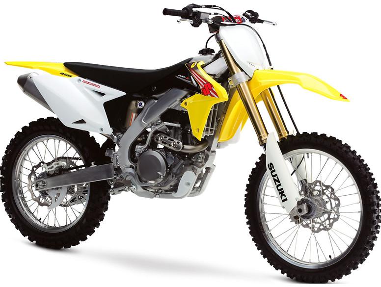 2011 Suzuki RM-Z450  RM-Z450