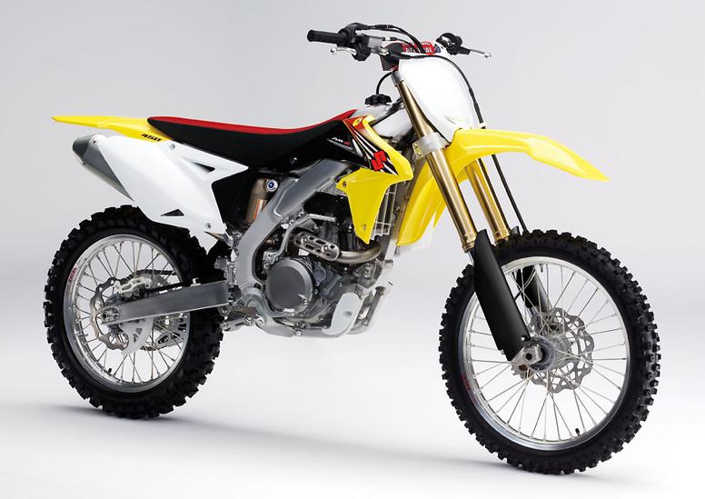 2012 Suzuki RM-Z450  RM_Z450_L2_GY8_E19_D