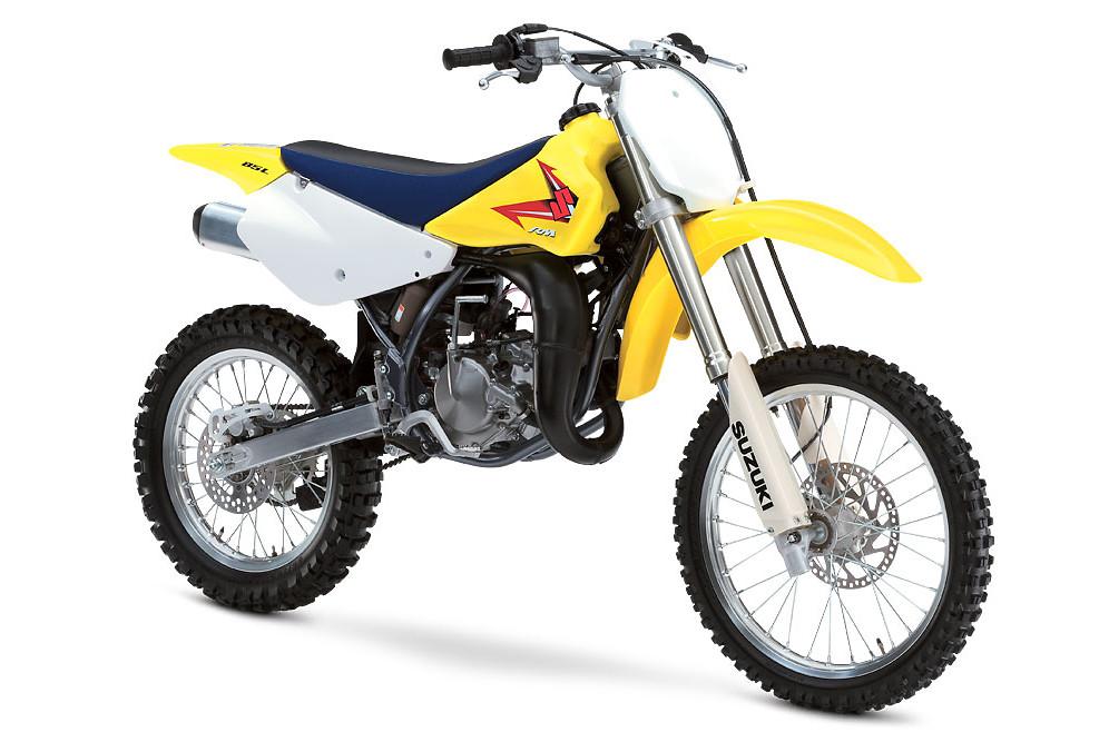 2012 Suzuki RM85L  2012 Suzuki RM85L
