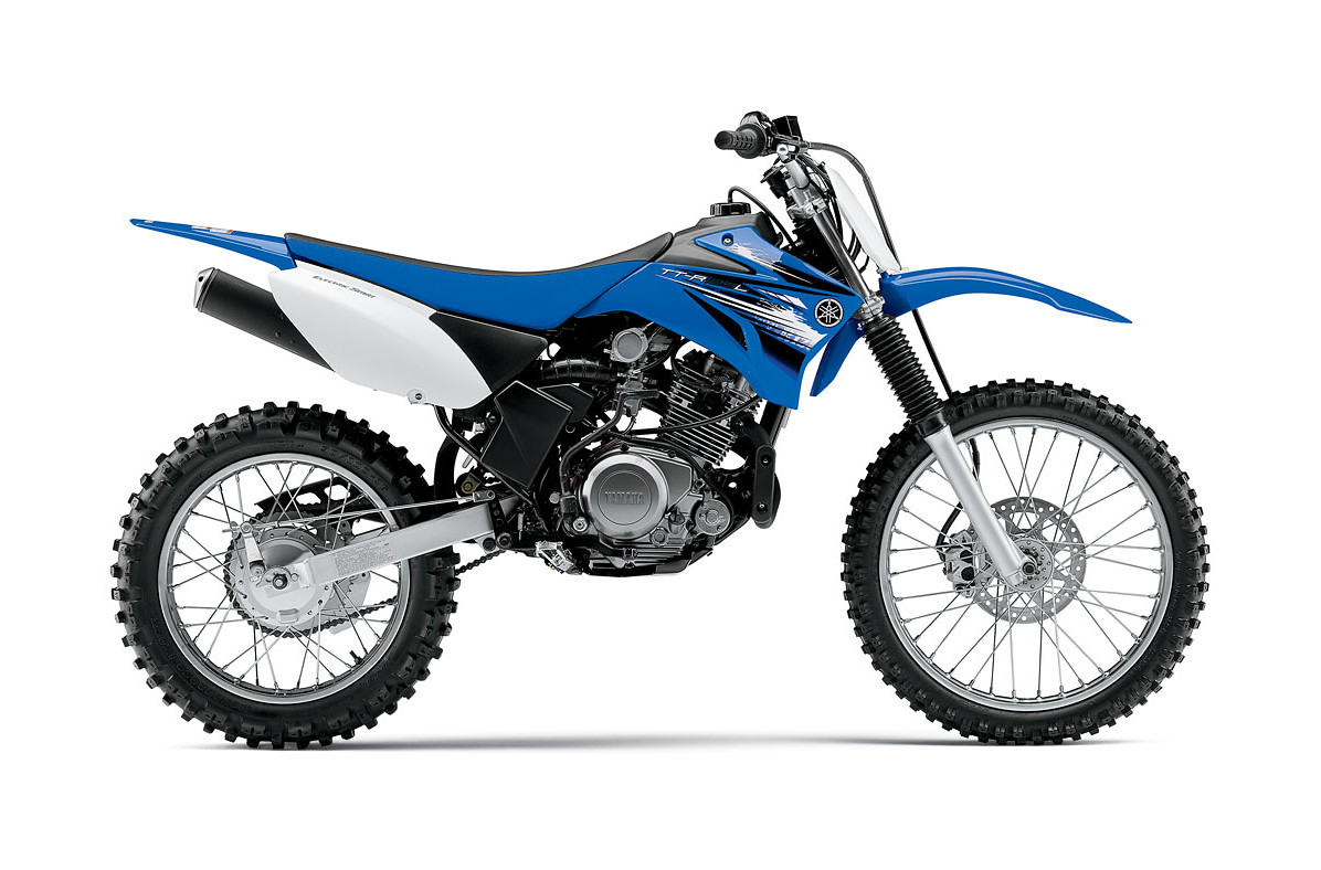 2012 Yamaha TT-R125LE  2012 Yamaha TT-R125LE