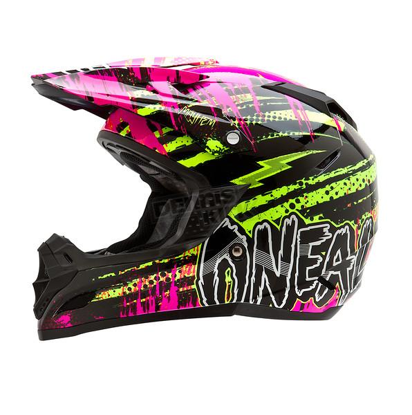 O'Neal Racing O'Neal Neon 5 Series Crypt Helmet  oe3304820.jpg