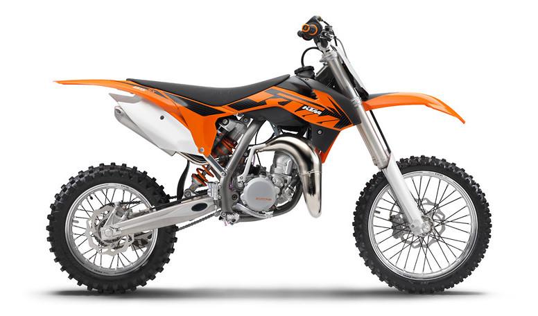 2013 ktm 85 sx - reviews, comparisons, specs - motocross / dirt