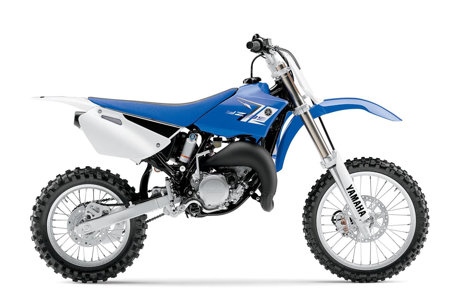 2013 yamaha yz85 reviews comparisons specs motocross. Black Bedroom Furniture Sets. Home Design Ideas