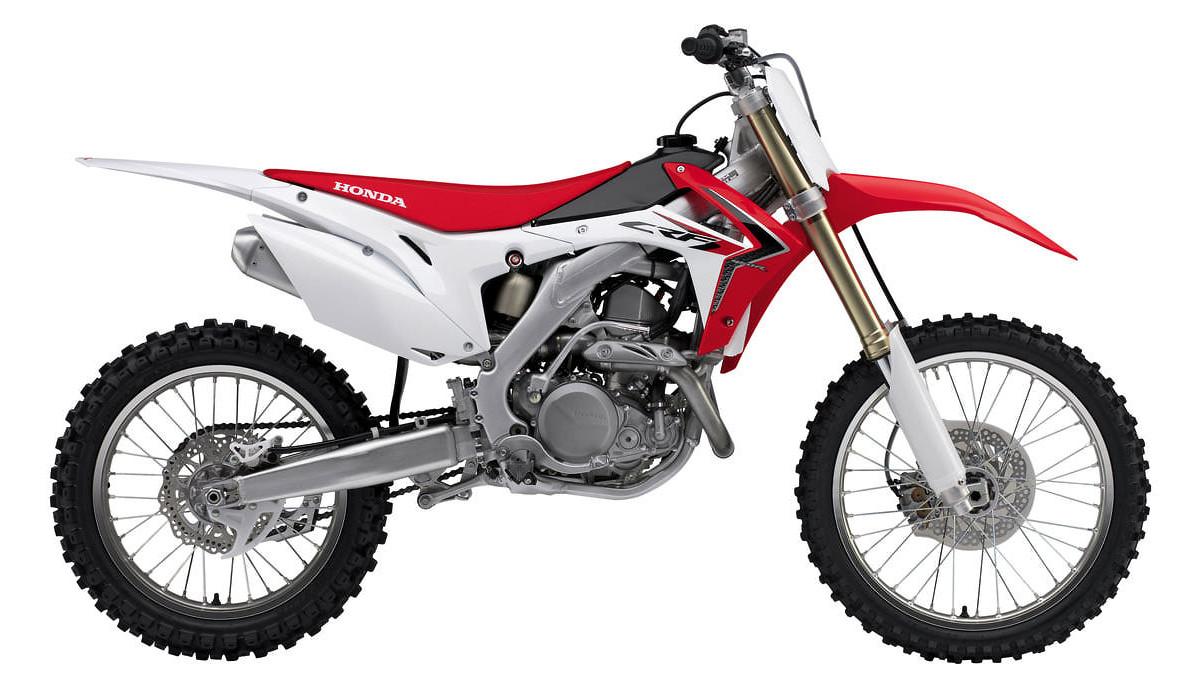 2013 Honda CRF450R  CRF450R_2013