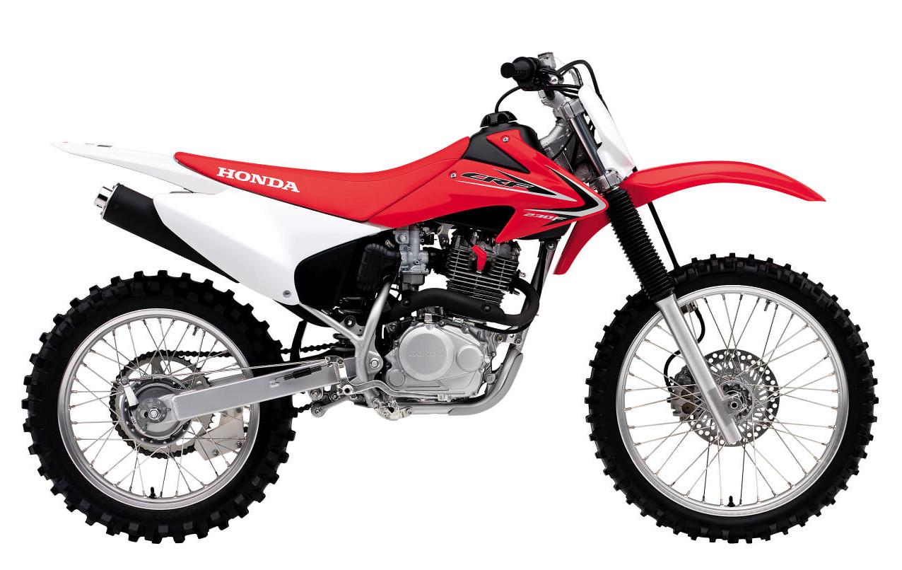 2013 Honda CRF230F  CRF230F_2013