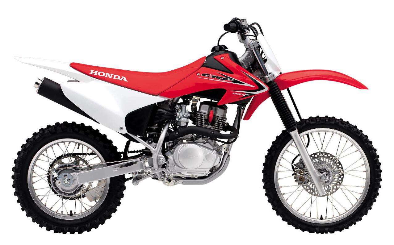 2013 Honda CRF150F  CRF150F_2013