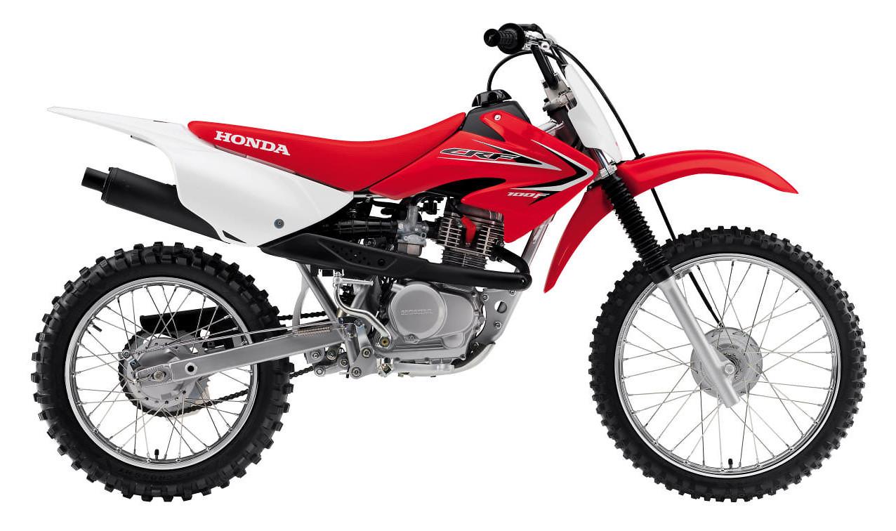2013 Honda CRF100F  CRF100F_2013