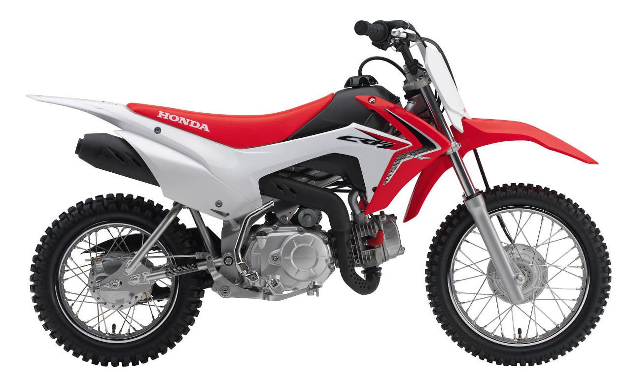 2013 Honda CRF110F  CRF110F_2013