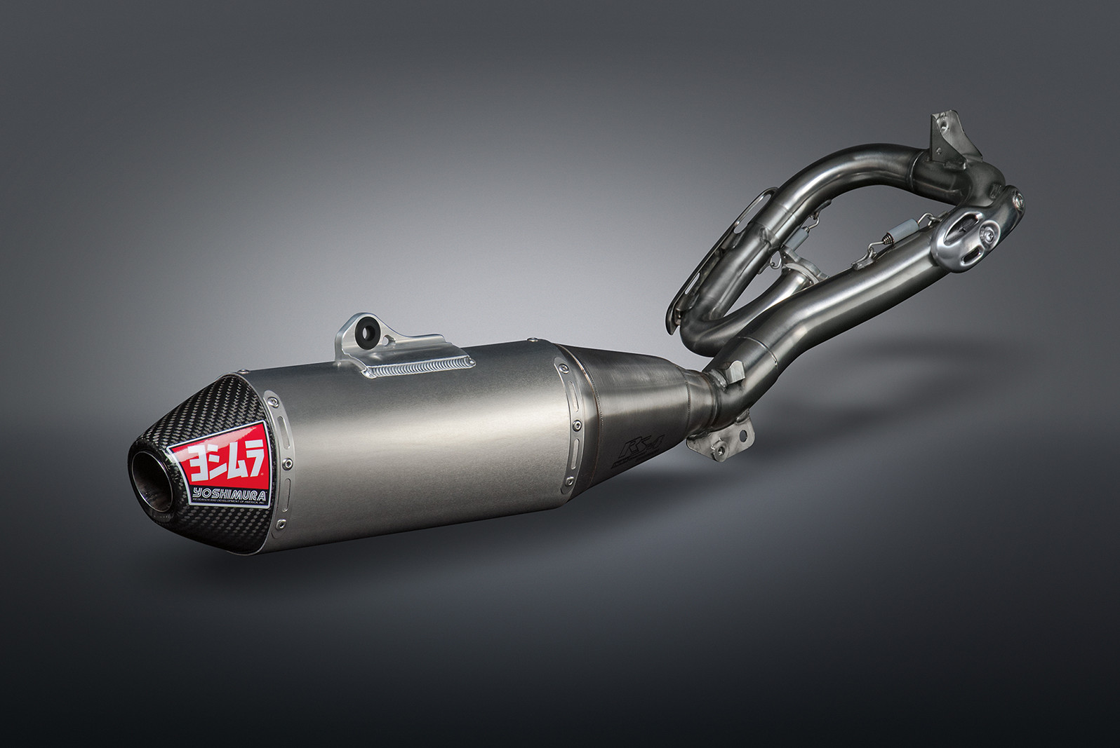 Yoshimura RS-4 Stainless Full System  14_YZ450F_SS_AL_FS