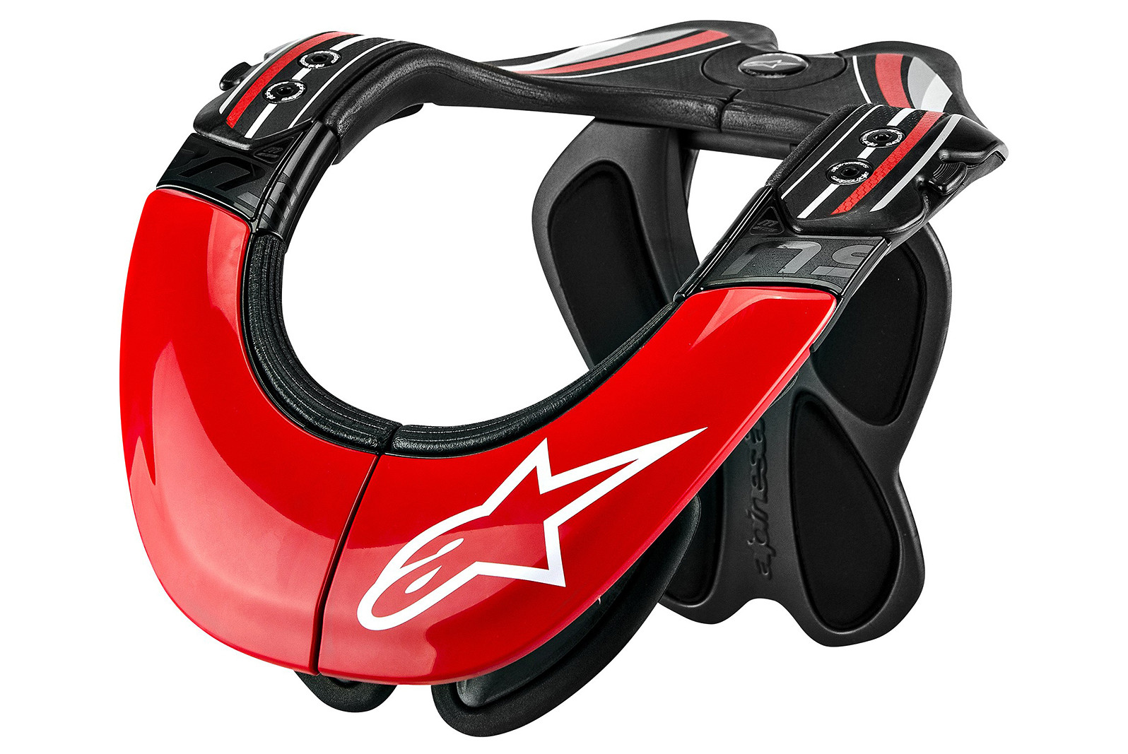 Alpinestars Bionic Neck Support Tech Carbon  BNS Tech Carbon