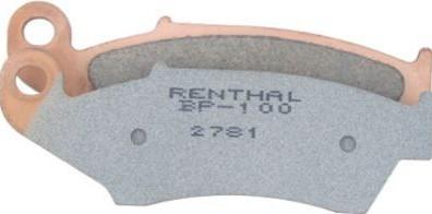 Renthal RENTHAL BRAKE PADS  RT-BP-116_is