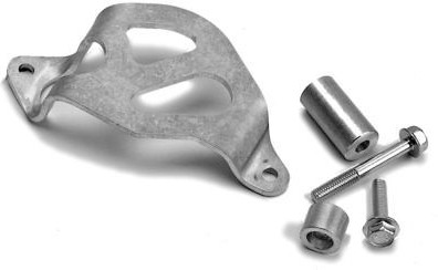 Works Connection WORKS CONNECTION REAR BRAKE CALIPER GUARD  WKS-CG-25-033_is