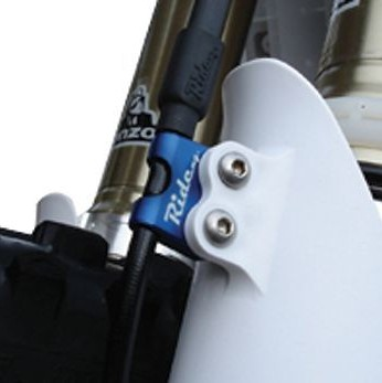 Ride Engineering RIDE ENGINEERING BRAKE LINE CLAMP  RE-BLC-CR-04_is