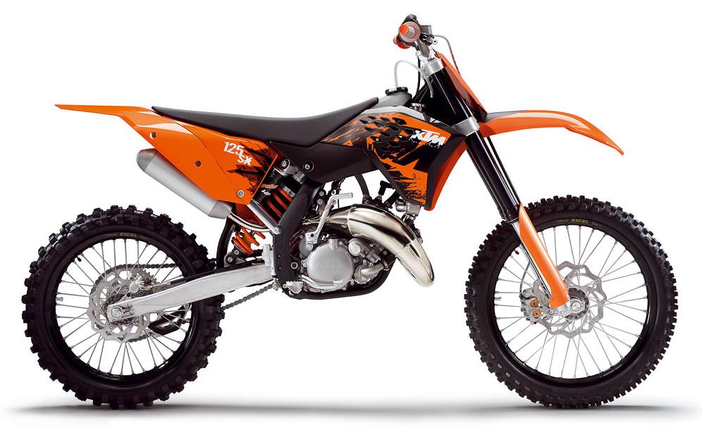 2007 KTM 125 SX