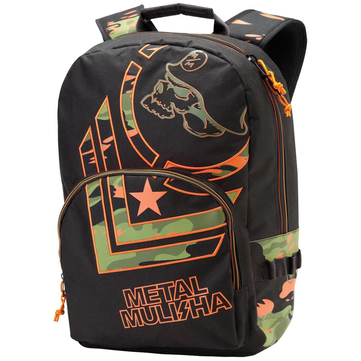 metal mulisha conspiracy backpack