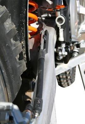 Ride Engineering Rear Brake Line  RE-RBL-004_is