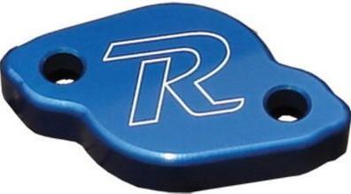 Ride Engineering Rear Brake Reservoir Cap Blue  RE-MCCR-KXRM-BL_is