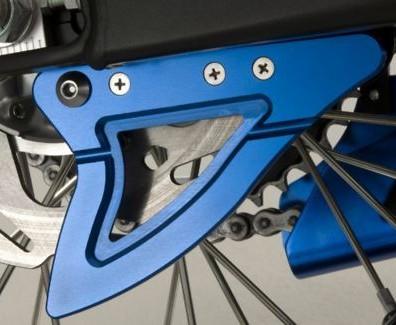 Yamaha GYTR Gytr Billet Rear Disc Guard Blue  GYT-32C16-02-00_is