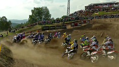 MXGP of Czech Republic 2014 MXGP Qualifying
