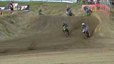 MXGP of Czech Republic 2014 MX2 Qualifying