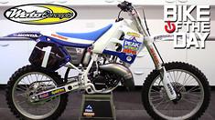 Bike of the Day: 1992 Pro Circuit Peak CR125