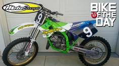 Bike of the Day: Ryan Lester's 1995 KX125