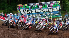 2015 Washougal National Race Highlights