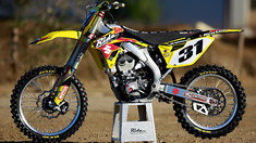 Ride Engineering Suzuki RM-Z450 Project Bike