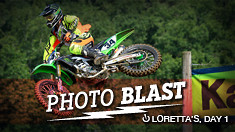 Photo Blast: Loretta's Day 1