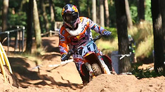 GP Riders Preparing for MXGP Lommel 2015