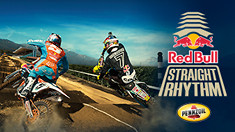 Track Design for 2015 Red Bull Straight Rhythm Unveiled