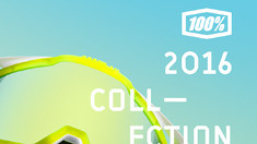 New Goggle Collection and Website for 100%