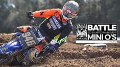 2015 Mini O's Supercross: 250 B Limited Main Event - MXPTV