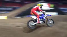 Chad Reed: Two-Stroke Supercross