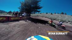 Onboard: Ryan Surratt - Mammoth Motocross 2-Stroke Class