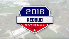 Animated Track Map: RedBud MX